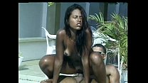 Brasileira sexy mulata gostosa dando ao bem dotado