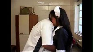 Dotado em vídeo nacional comendo a empregada tesuda safada