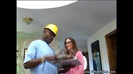 Negao dotado em video fudendo mulher casada com amigo