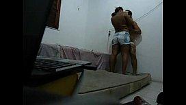 Flagra de sexo amador real dotado comendo amiga da namorada