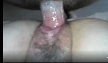 Coroa tarada por sexo fodendo com macho peludo