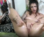 Porno buceta com gostosa masturbando sua vagina melada
