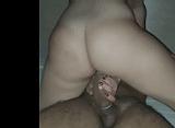Corno filma esposa dando o cuzinho para o amante no motel