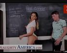 Sexo com professora gostosa no intervalo da aula