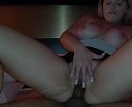 Sexo na net com a loirinha bucetuda bebada trepando com força