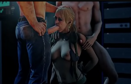Filme pornô desenho animado fazendo dupla penetração com a gostosa