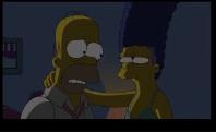 Filme pornô em desenho animado dos simpsons fazendo sexo