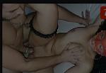Filme pornô mexicano comendo a magrinha vendada no motel