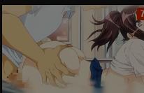 Hentai no trem fudendo forte a pepeca da estudante safada