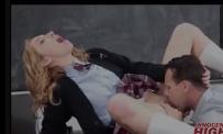 Menina fazendo sexo na escola com o professor tarado