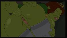 Shrek porno comendo o cu apertado da esposa safada
