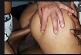 Grandes bundas da brasileira tarada fazendo porno amador