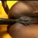 Negão pirocudo comendo o cu da vizinha putona