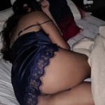 Pornô real do safado comendo a tia dormindo
