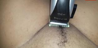 Caiu na net vídeo caseiro da novinha se depilando