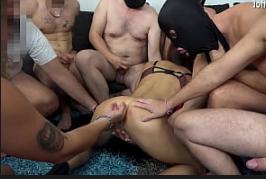 Homens metendo na mesma mulher no sexo amador carioca