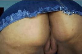 Metendo na gordinha bucetuda no vídeo porno chifrudo