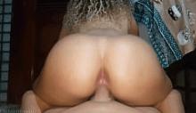 Comendo o rabo da loirona porno delicioso