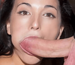 Metendo a piroca na boca da casada fogosa
