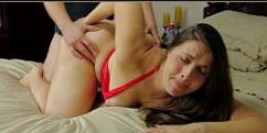 Vídeo caseiro da gostosa fazendo strip depois de transar