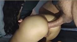 Comendo a mulher do melhor amigo pelo cu