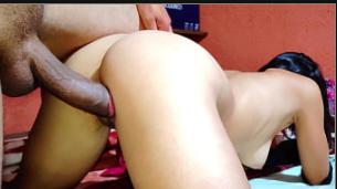 Porno de academiadeflorando a xota carnuda da puta louca
